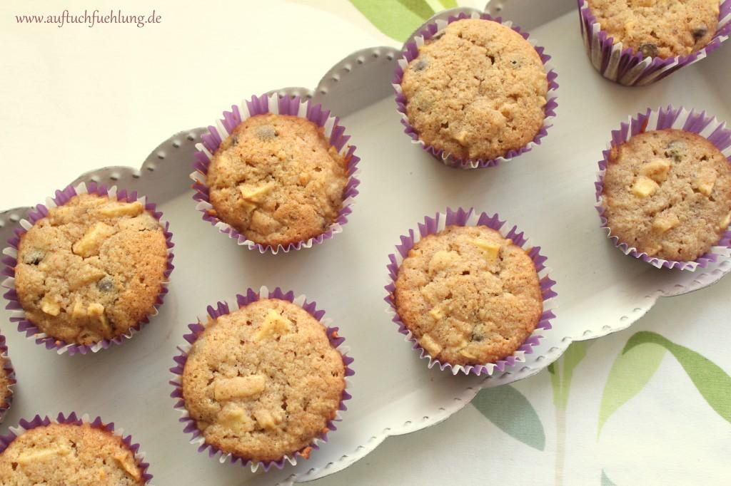 Apfel Muffins 5