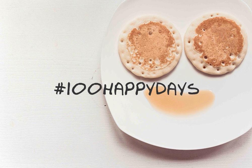 Die ersten drei Wochen #100happydays
