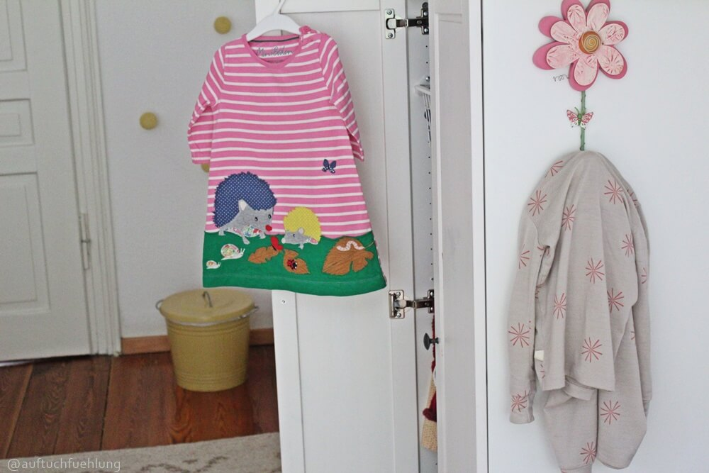 Warum ich von Kinderkleidung genervt bin