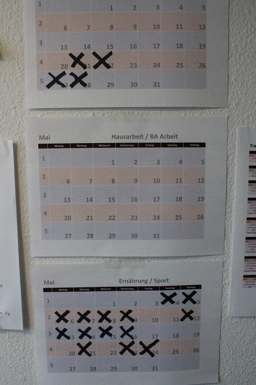 Kreuzchen Woche1