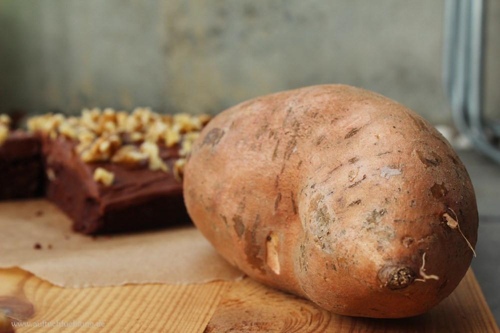 Süßkartoffel 1