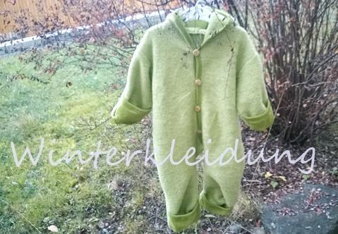 {Momday} – Winterkleidung für Tragebabys