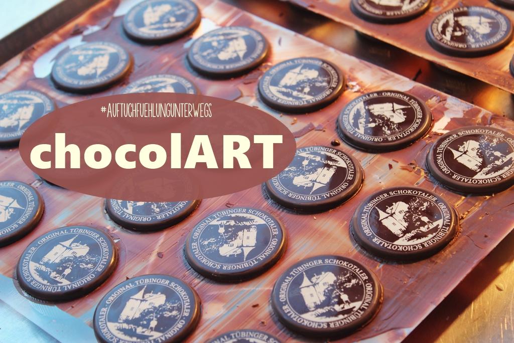 {auftuchfuehlung unterwegs} Schokolade erleben – Blogger meets chocolART