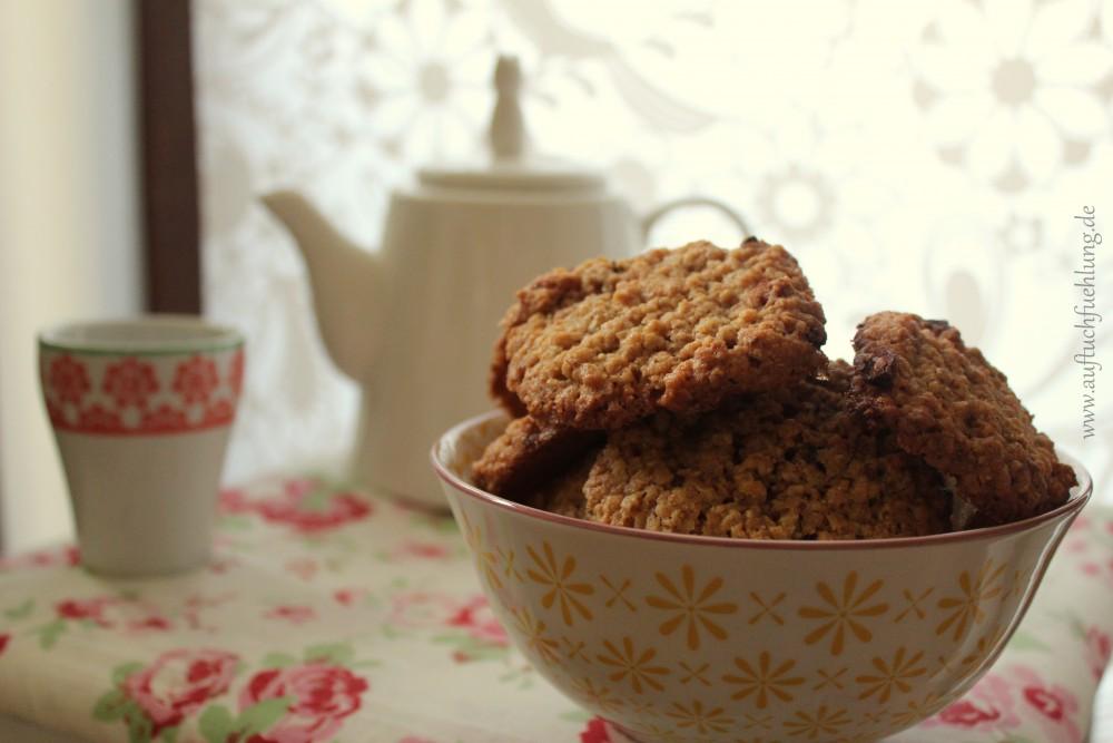 a cookie a day… oder so ähnlich…