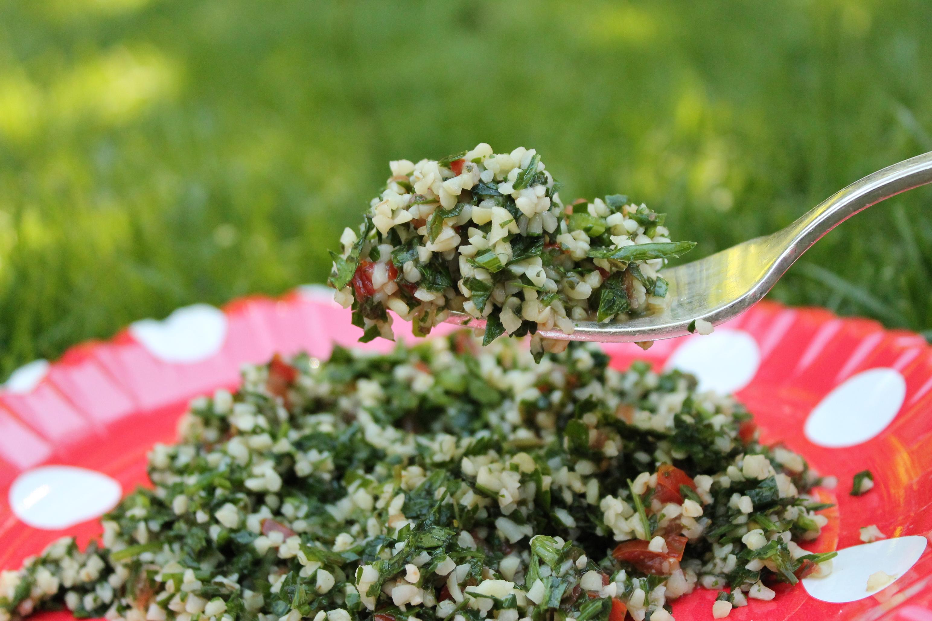 Taboule – Ein Salat für jede Sommerparty