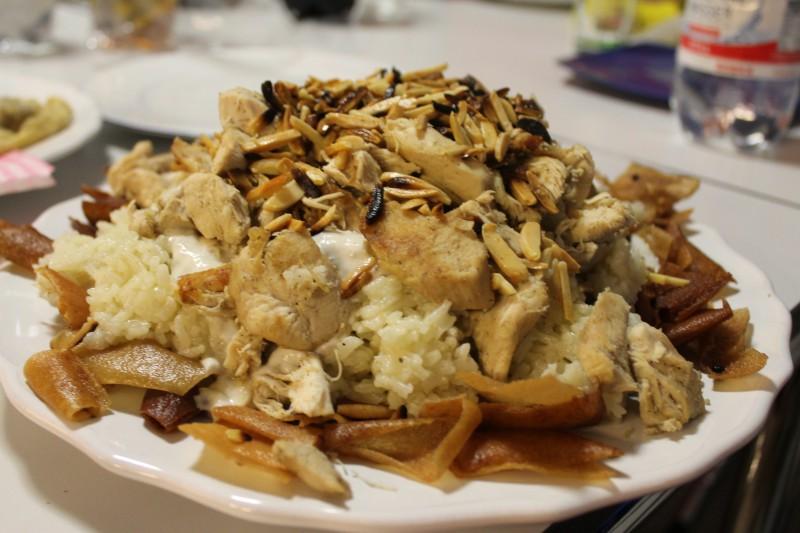 Ramadan-Multi-Kulti-Rezepte Part 3: Fatet Dajaj